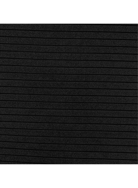 dames t-shirt zwart zwart - 1000010790 - HEMA