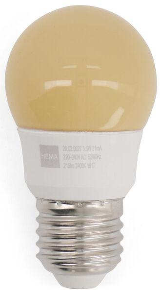 LED lamp 22W - 215 lm - kogel - flame - 20020027 - HEMA