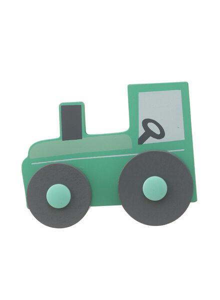 houten tractor - 15122413 - HEMA