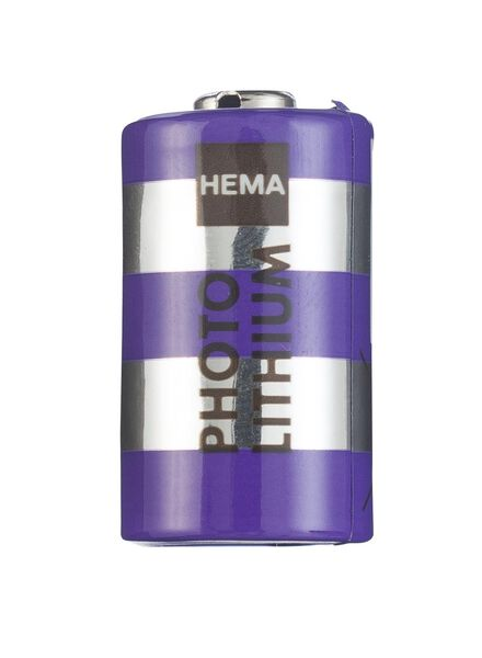 photo lithium CR2 batterij - 41210509 - HEMA