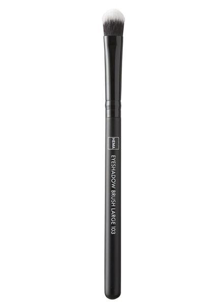 eyeshadow brush large 103 - 11201103 - HEMA