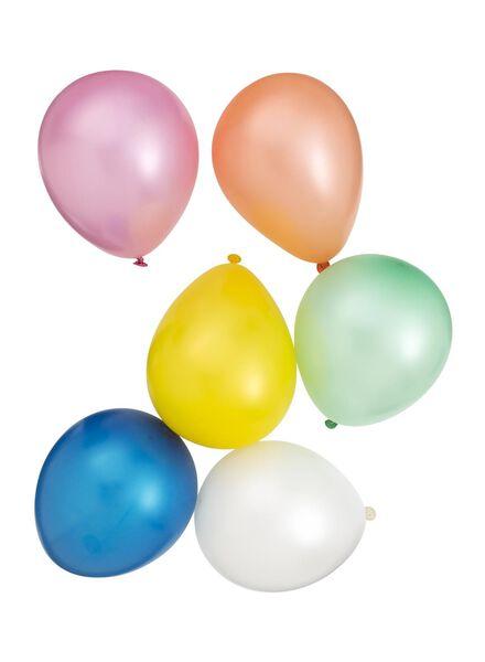 10-pak ballonnen - 14230012 - HEMA