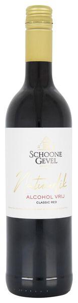 Schoone Gevel Natuurlik rood - alcoholvrij - 0.75L - 17368525 - HEMA