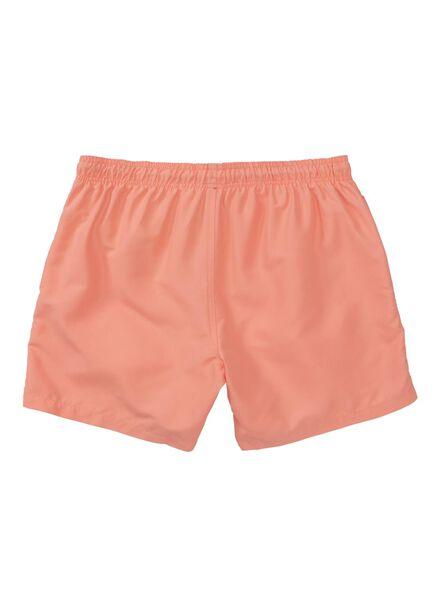 heren zwembroek oranje oranje - 1000013390 - HEMA