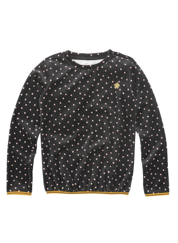 HEMA Kindersweater Donkergrijs (donkergrijs)