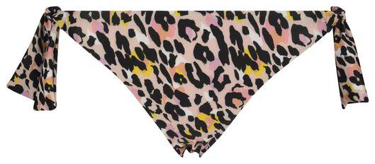 dames bikinislip roze XS - 22311481 - HEMA