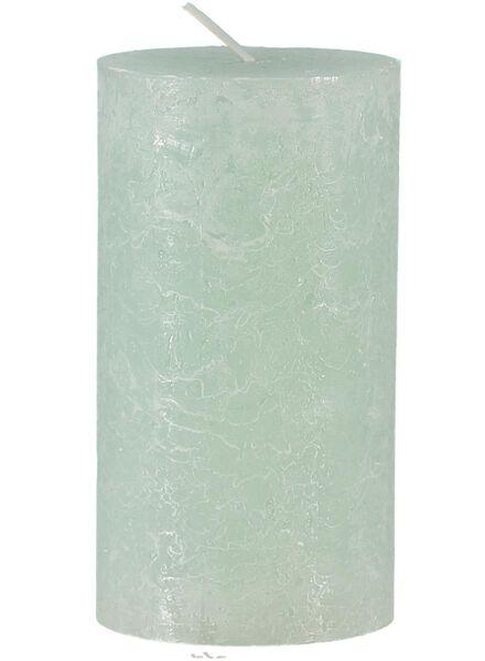 rustieke kaars 7 x 13 cm - 13503172 - HEMA