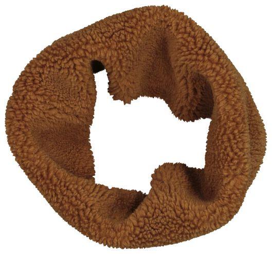 kinder colsjaal teddy - 16744701 - HEMA