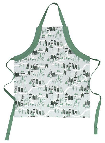 keukenschort huisjes - 5400161 - HEMA