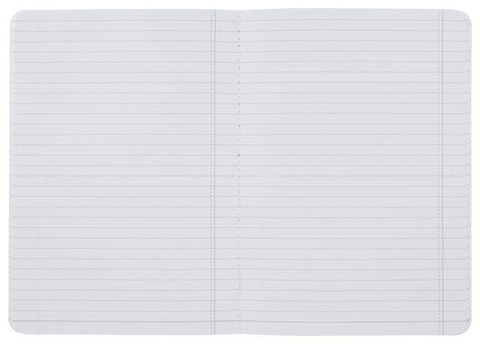 schriften A5 - gelinieerd - 3 stuks - 14126703 - HEMA