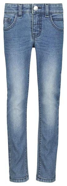 kinder jeans regular fit denim 122 - 30762435 - HEMA