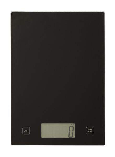 digitale keukenweegschaal - 80810018 - HEMA