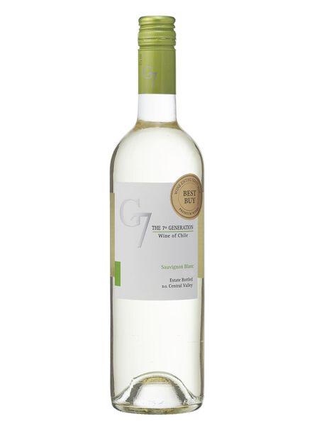 G7 sauvignon blanc - 0,75 L - 17371106 - HEMA