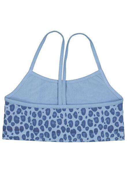 2-pak kinder soft tops blauw blauw - 1000014983 - HEMA