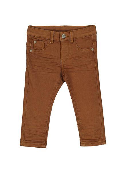 baby jogdenim bruin bruin - 1000014372 - HEMA