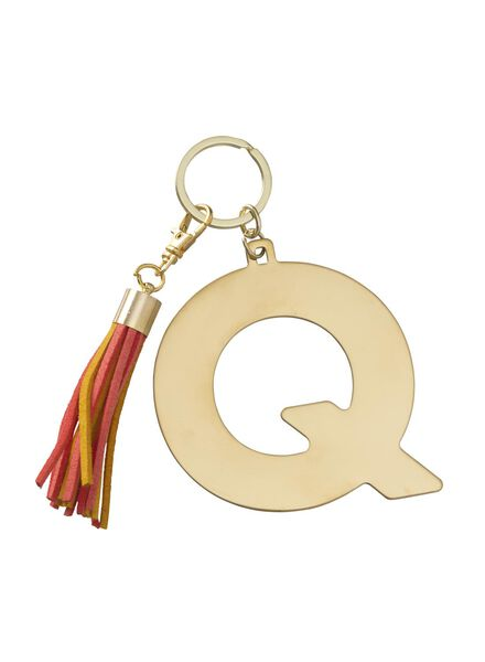 sleutelhanger Q - 60700358 - HEMA
