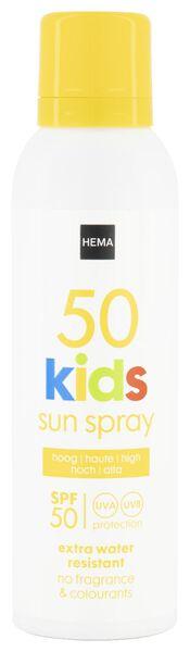 kids sun spray 50 ml SPF 50 - 11610188 - HEMA