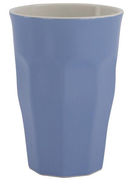 mokken - 330 ml - Mirabeau - blauw - 2 stuks - 9602110 - HEMA