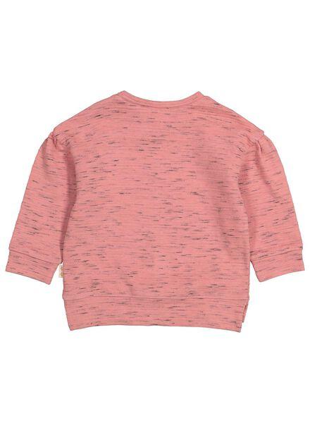 babysweater oudroze oudroze - 1000015556 - HEMA