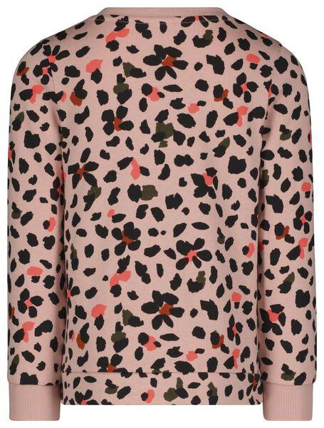 kindersweater roze roze - 1000024925 - HEMA