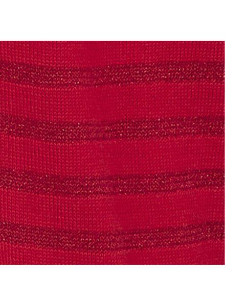damesvest rood - 1000009358 - HEMA