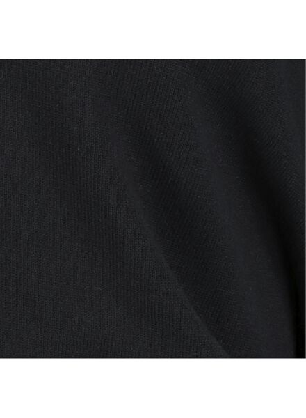 damesvest zwart M - 36329312 - HEMA