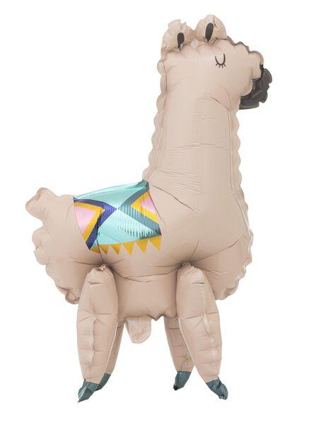 folieballon alpaca 65 cm - 60800666 - HEMA
