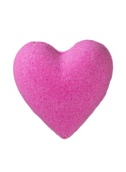 badbruis hart - roze - 11312681 - HEMA