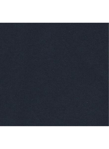 herenpolo biologisch katoen donkerblauw donkerblauw - 1000006096 - HEMA