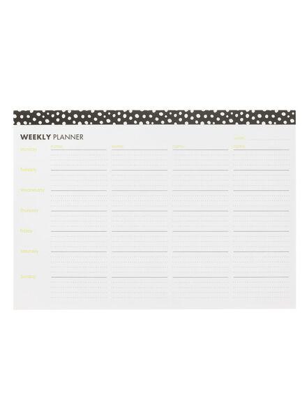 weekplanner - 14100609 - HEMA