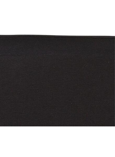 dames hipster - real lasting cotton zwart zwart - 1000002216 - HEMA