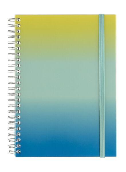 notitieboek A5 - 14160063 - HEMA