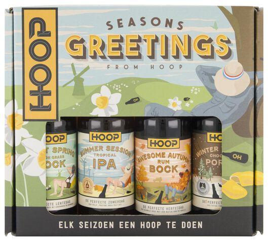 bierpakket Hoop Seasons Greetings - 17430002 - HEMA