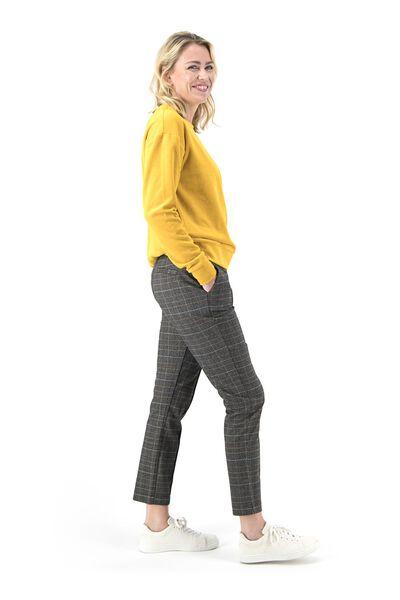damessweater geel geel - 1000018250 - HEMA