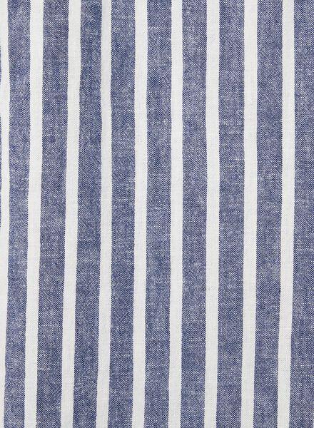 damesbroek donkerblauw donkerblauw - 1000012927 - HEMA