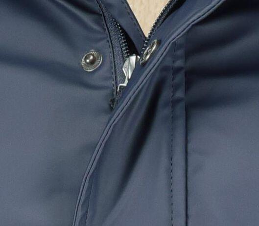 kinderjas donkerblauw donkerblauw - 1000020194 - HEMA