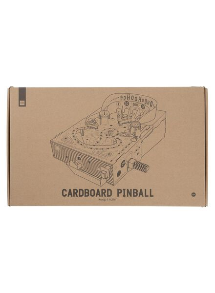 kartonnen flipperkast - 60200426 - HEMA