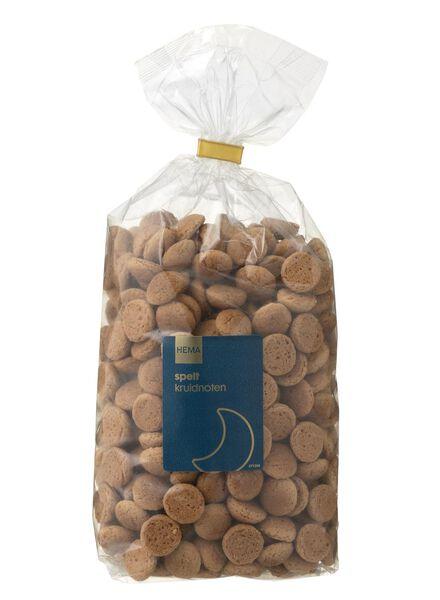 kruidnoten spelt 350 gram - 10904023 - HEMA
