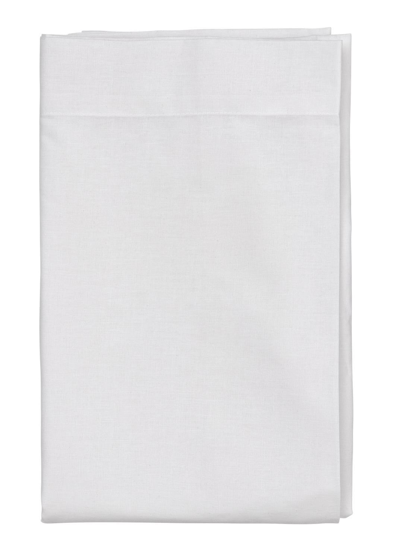 HEMA Laken - Zacht Katoen - 200 X 255 Cm - Wit (blanc)