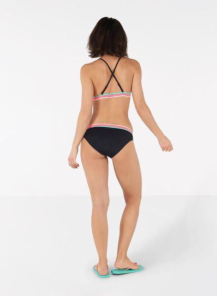 dames bikinitop zwart zwart - 1000011802 - HEMA