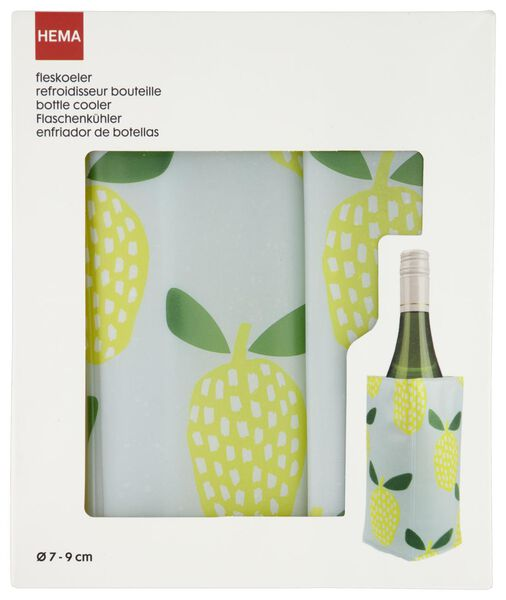 fleskoeler Ø7x9 fruit - 41540060 - HEMA
