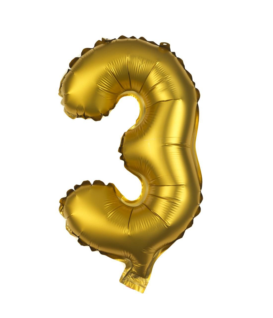 HEMA Folie Ballon 3 (goud)