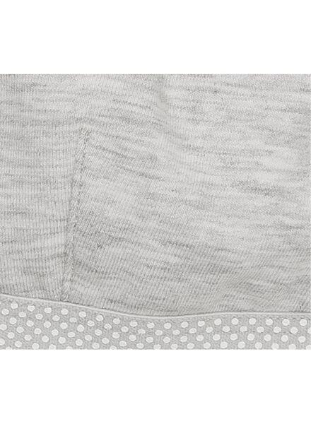 triangle soft tiener bh AA-A grijsmelange grijsmelange - 1000007973 - HEMA