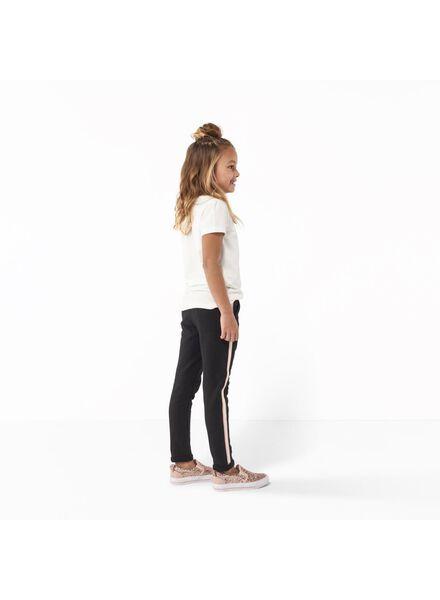 kinder sweatbroek donkerblauw donkerblauw - 1000011489 - HEMA