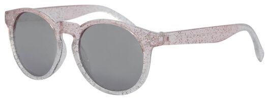 kinder zonnebril glitter - 12500188 - HEMA