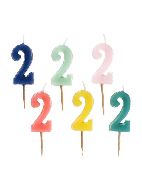HEMA Cijferkaars 2 (multicolor)