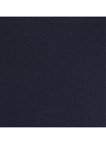 dames t-shirt donkerblauw donkerblauw - 1000005406 - HEMA