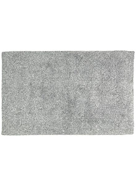 badmat - 50 x 85 cm - hotel extra zacht - lichtgrijs - 5210002 - HEMA