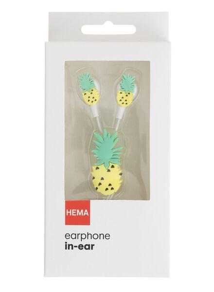 in-ear oortelefoon - 39622222 - HEMA