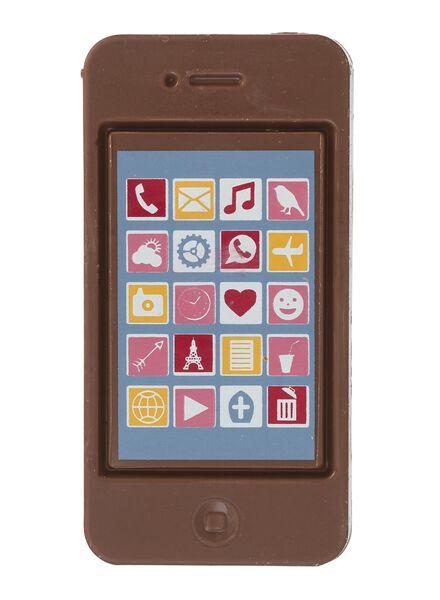 smartphone chocolade - 10000219 - HEMA
